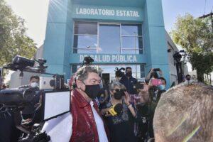 JORGE HANK RHON REITERÓ SU  COMPROMISO DE DEVOLVER LA SEGURIDAD A LOS BAJACALIFORNIANOS