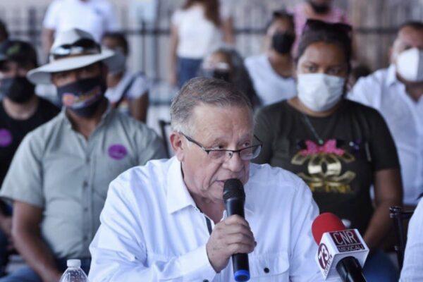 DECENAS DE MORENISTAS SE SUMAN AL PROYECTO DE HANK RHON