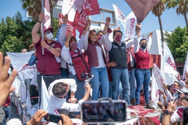 Con unidad, ganaremos de manera contundente en BC: Mario Delgado