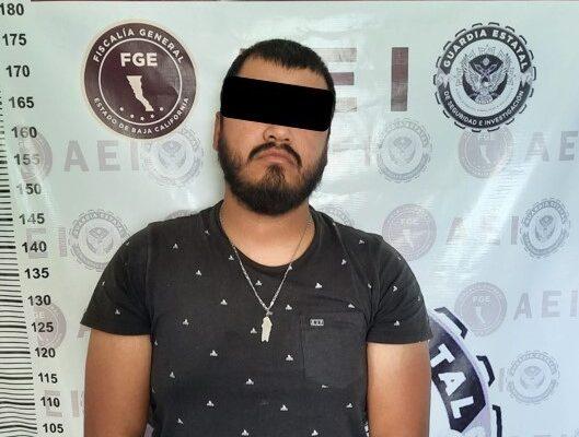 Vinculan a proceso al Chocorrol integrante del CJNG acusado del asesinato del candidato de Tecate