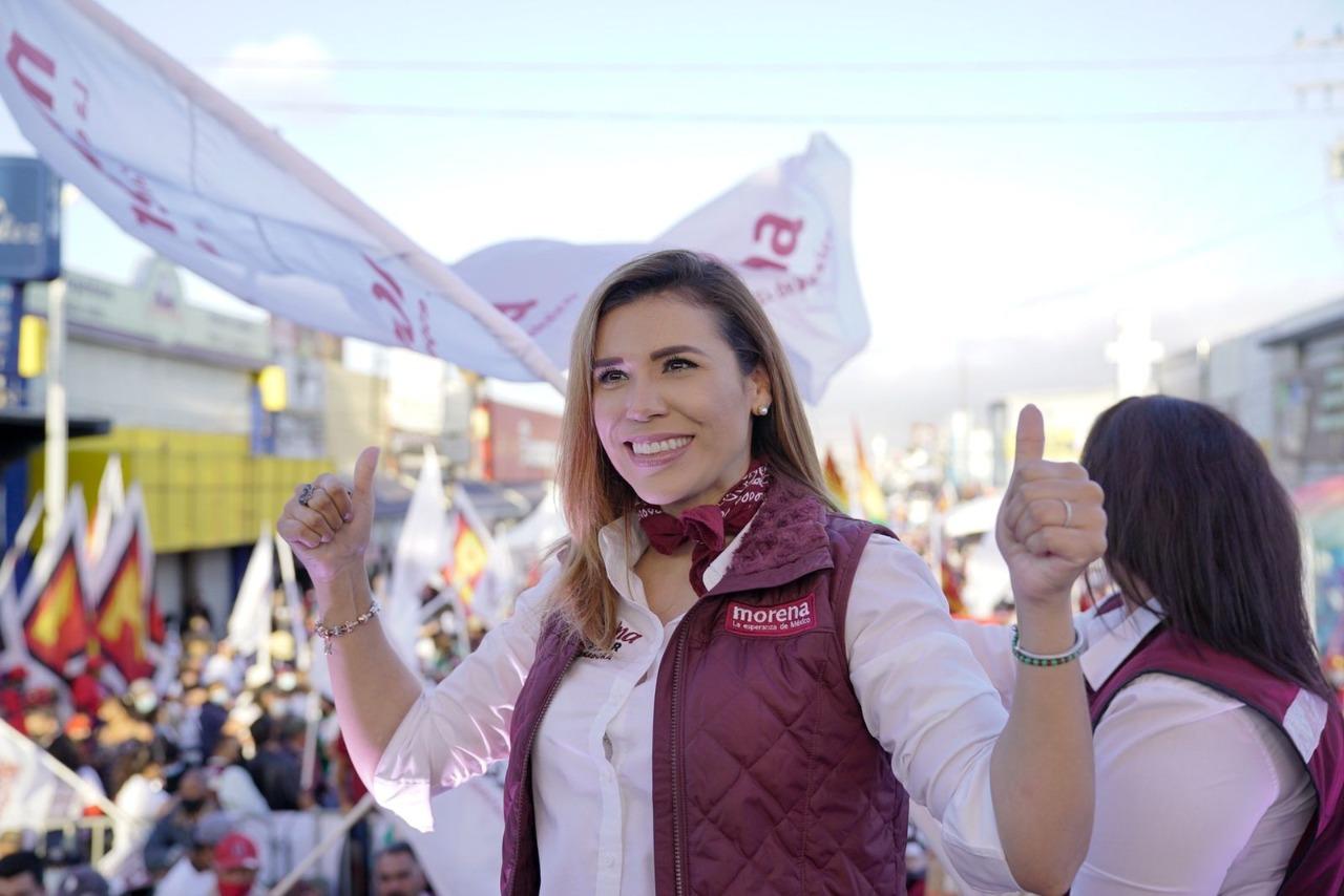 Defendamos la esperanza en Baja California: Marina del Pilar