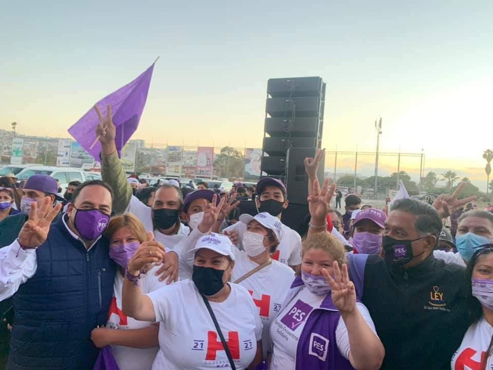 Fórmula Leyzaola –Hank del PES única capaz de frenar la ola de violencia: Marco González Arenas