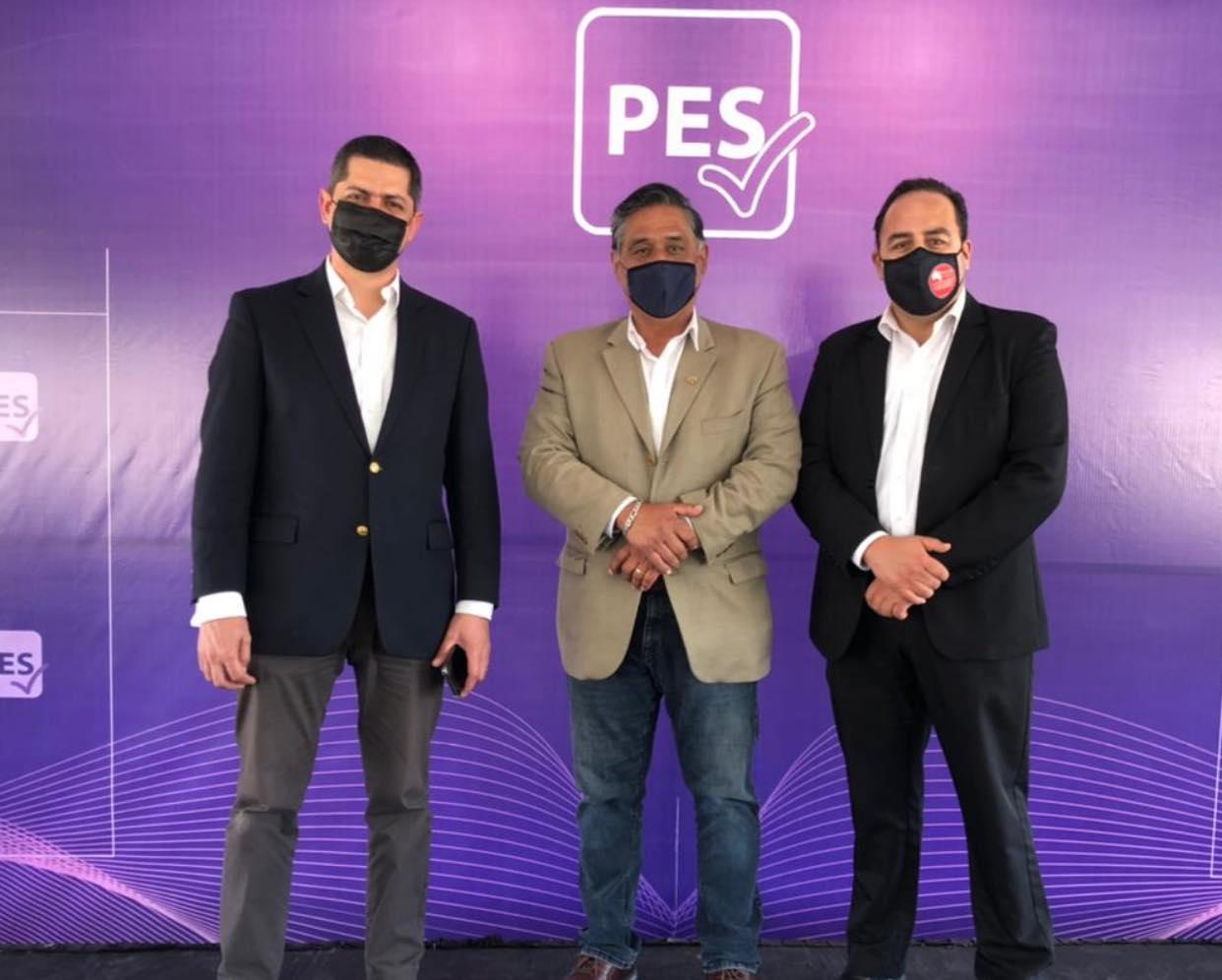 Continúa la persecución política contra Leyzaola: Candidatos a Diputados del PES