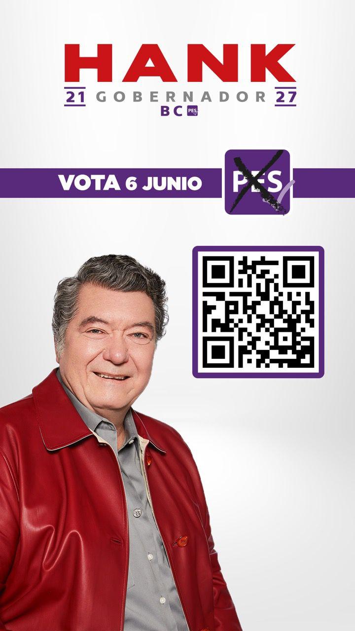 PRESENTA JORGE HANK PROPUESTAS DE GOBIERNO EN FORMATO DIGITAL