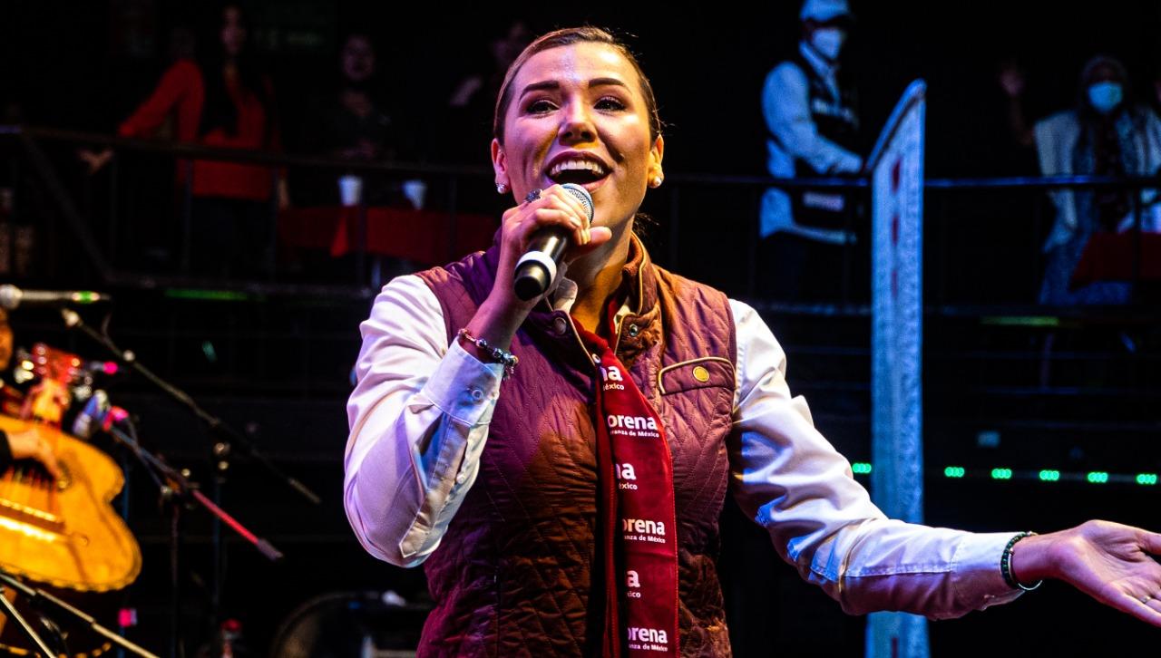 En mi gobierno las madres no estarán solas: Marina del Pilar