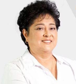 Candidata a Diputada del PBC, Magnolia Pineda, condena agresión a cajera de OXXO