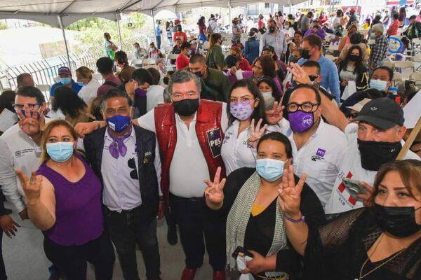 La salud y la seguridad de las familias del Distrito 13 será mi prioridad: Marco González Arenas