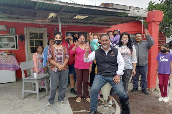 Llama Marco González Arenas a jóvenes a salir a votar