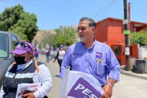 Gestionará Marco González Arenas que el presupuesto de salud se incremente al doble