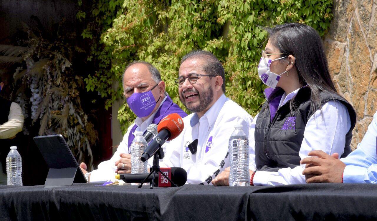 Julián Leyzaola será el candidato del PES a la alcaldía de Tijuana