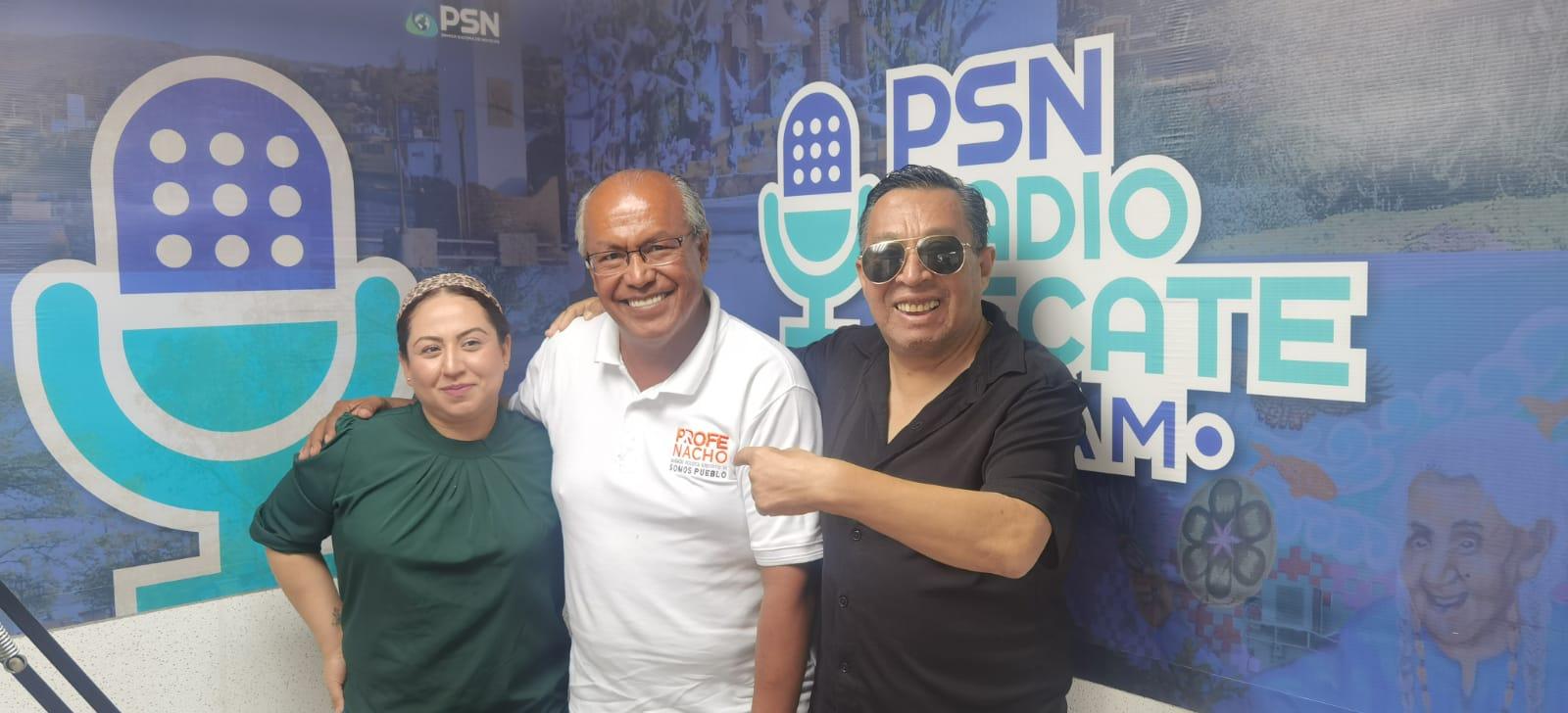 Infraestructura para Tecate y Tijuana una prioridad su legislatura: Profe Nacho