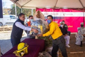 Acuerdan Agricultura y Conafor acciones para inhibir el uso del fuego en zonas forestales y agropecuarias: Alejandro Ruiz Uribe