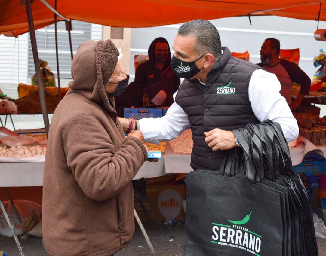 Dará Fernando Serrano permisos de sobre ruedas a adultos mayores