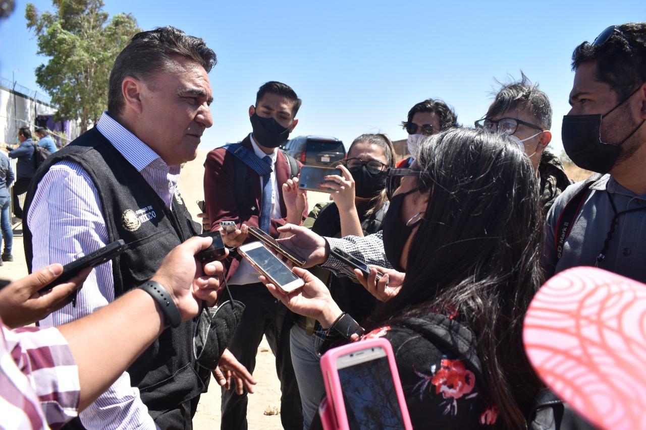 Buenas Noticias  para  el Bienestar Trajo el Presidente López Obrador a Baja California: Alejandro Ruiz Uribe