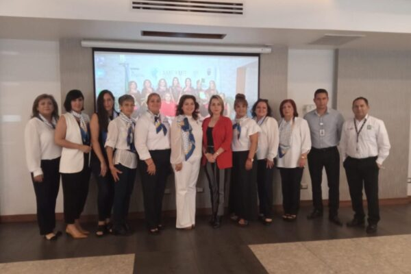 El IMSS BC y la Asociación Mexicana de Mujeres Empresarias firman convenio de colaboración