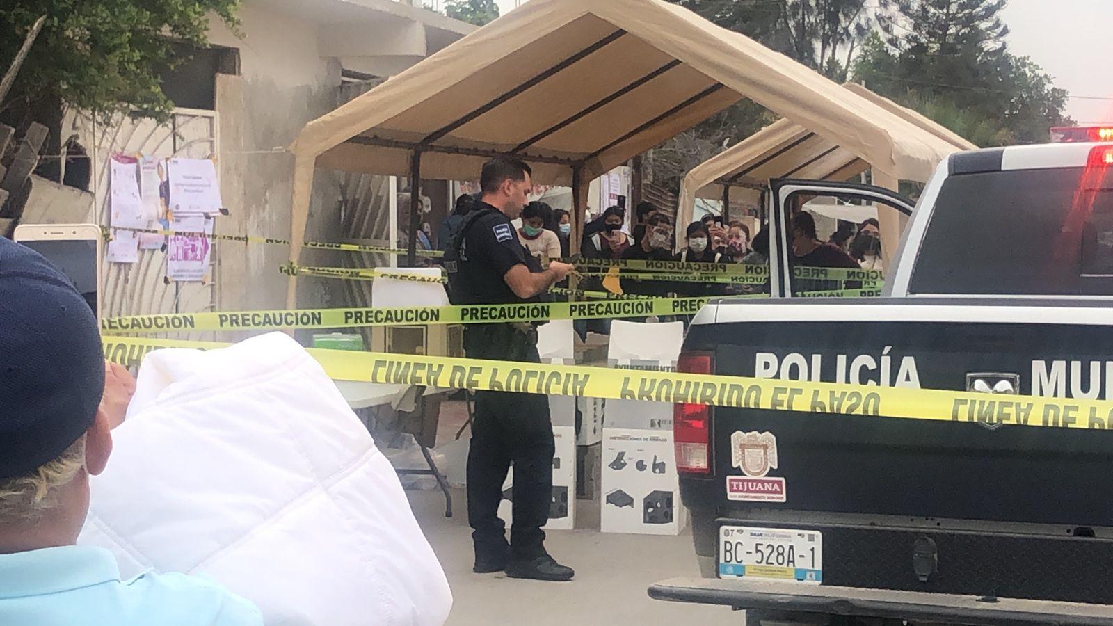 Presente crimen organizado en las votaciones de Baja California