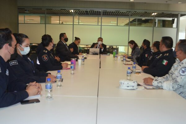 La FGE, GN, y Policías Preventivas participan en la Estrategia Metropolitana de Prevención del Delito y la Violencia