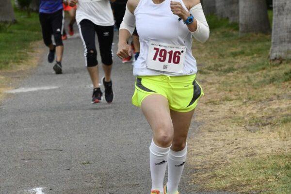 Participan más de 300 corredores en la carrera 4K organizada por el IMDET