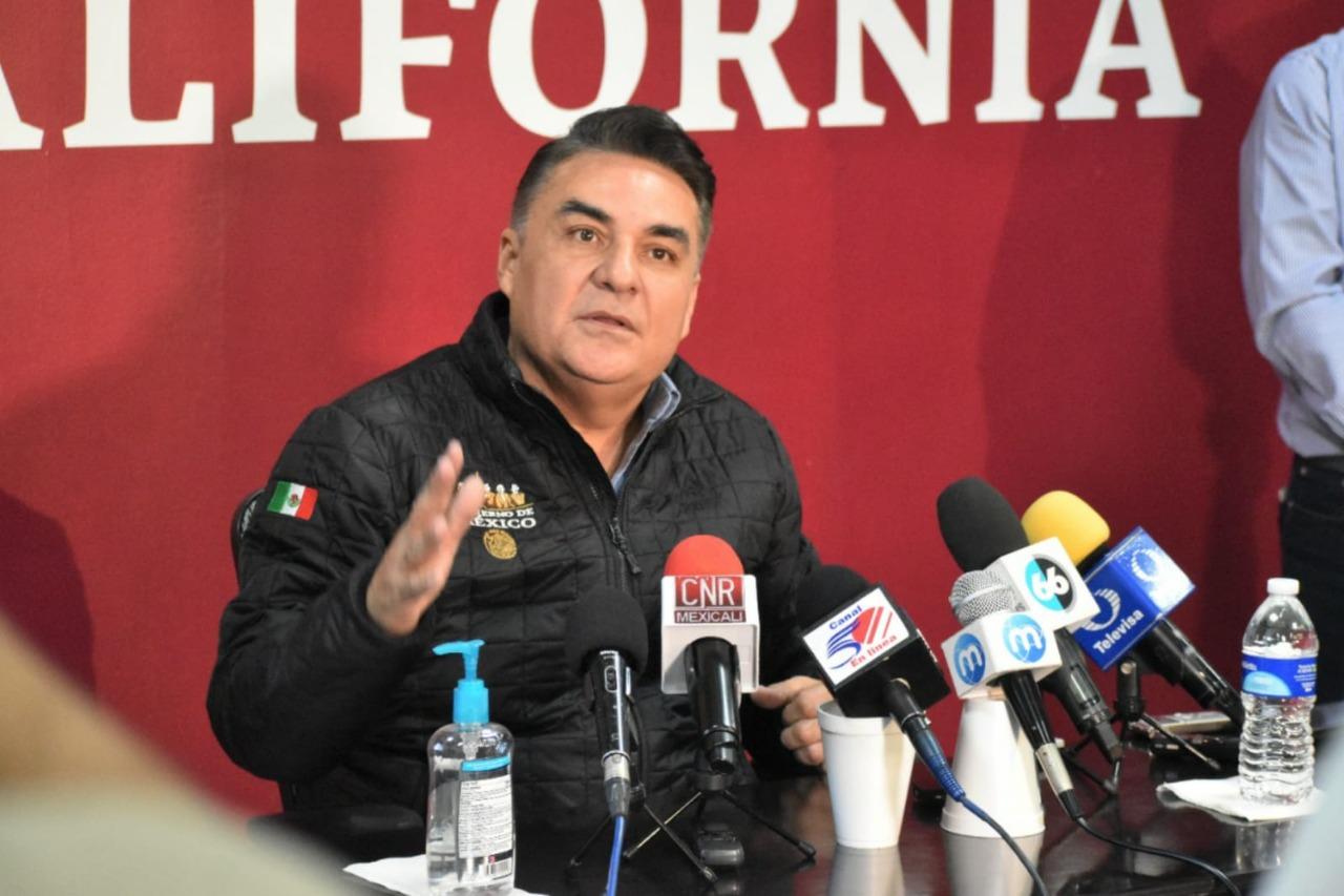 Gobernación Expedirá CURP para connacionales repatriados o en retorno: Alejandro Ruiz Uribe