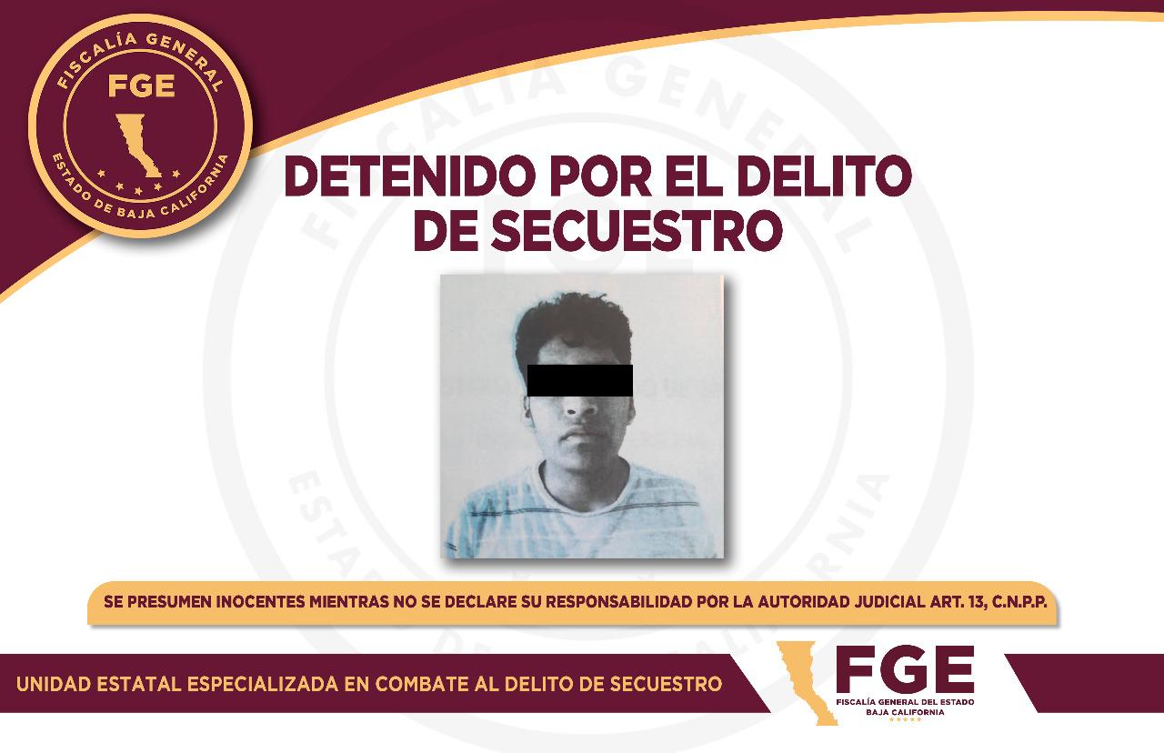 Dan prisión preventiva a un joven acusado de secuestro agravado