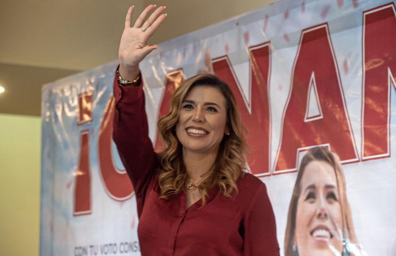 Gracias por su confianza: Marina del Pilar