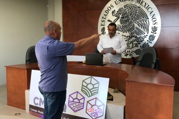 Asume nuevo director de policía en San Quintín