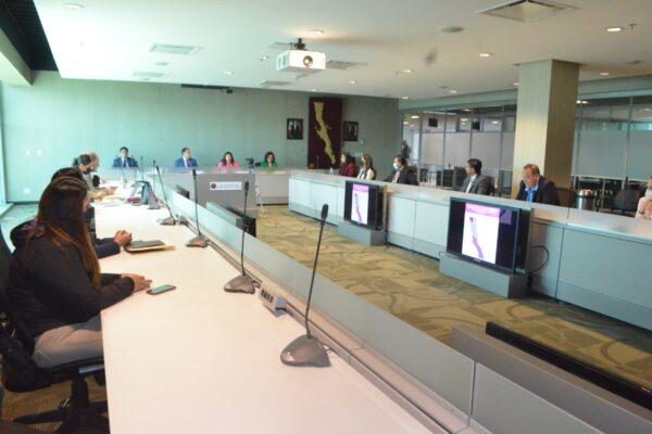 Realizan Quinta Sesión de la Mesa de Trabajo para la Atención a Casos de Violencia Feminicida en BC