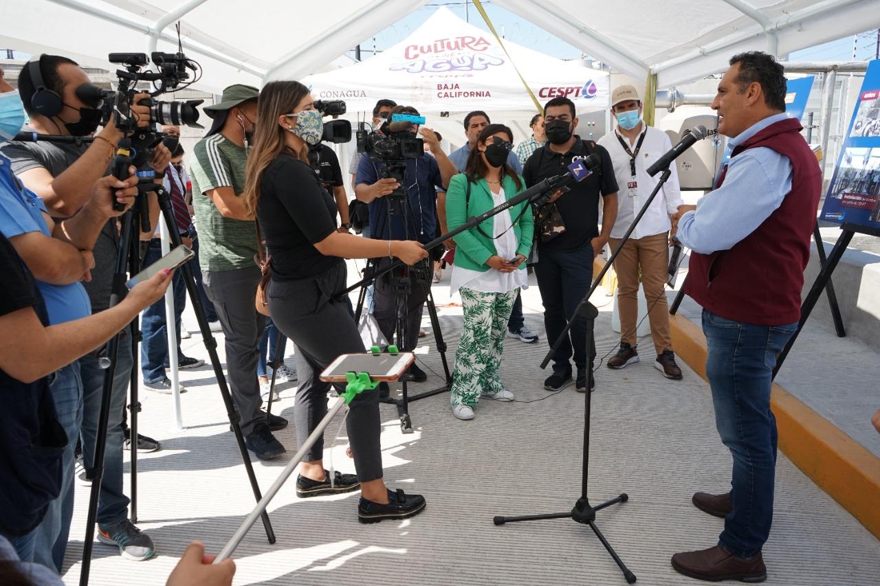 CESPT y SEPROA informan de las acciones para evitar la contaminación en las playas de la región
