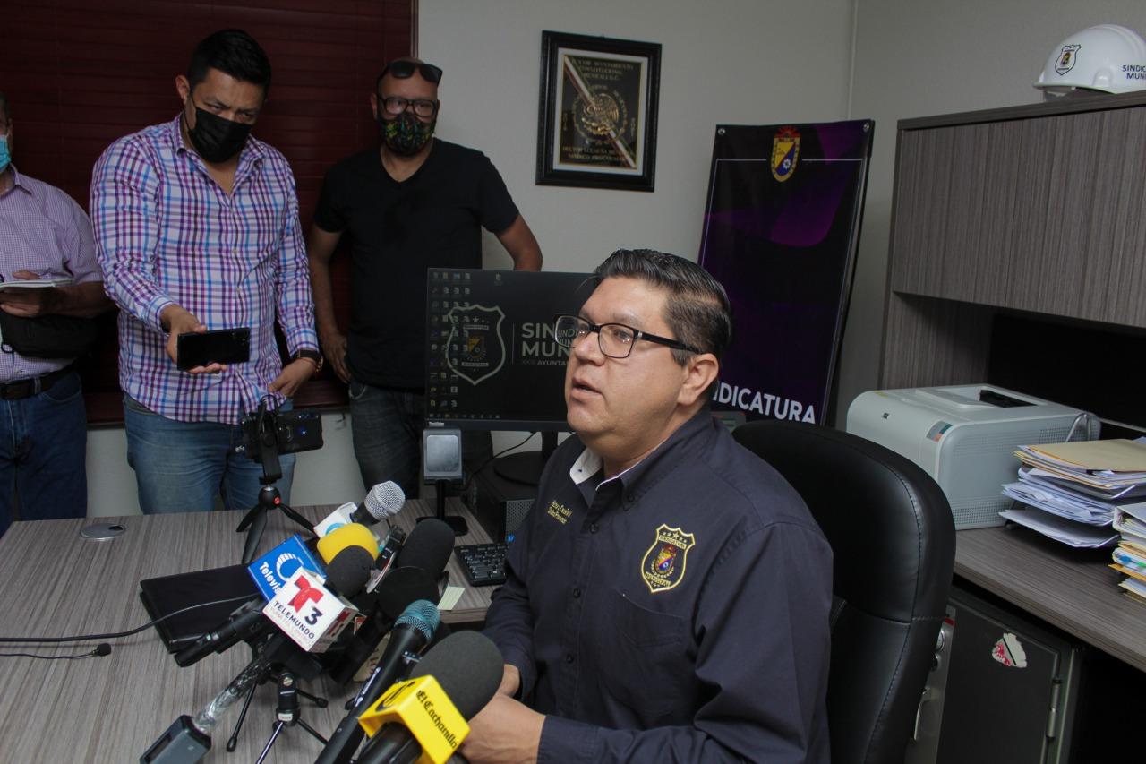 Suspende Sindicatura a cinco policías por caso Rosa y Leah