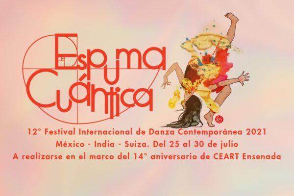 """Preparan el Festival Internacional de Danza Contemporánea """"Espuma Cuántica"""""""