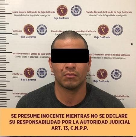 """Capturan  a Enrique """"N"""" el Ocho por homicidio calificado y delincuencia organizada"""
