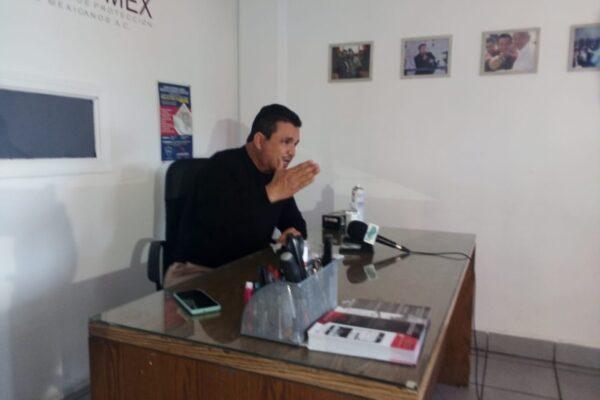 Es un fraude el Instituto de Movilidad del Estado: Fidel Villanueva