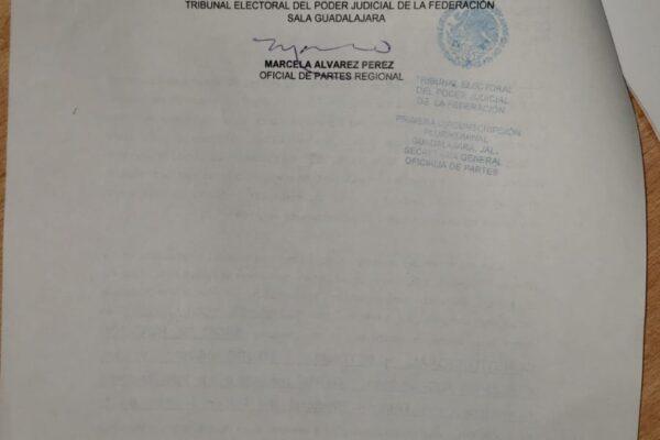 Impugna PES resolución de Sala Regional Guadalajara