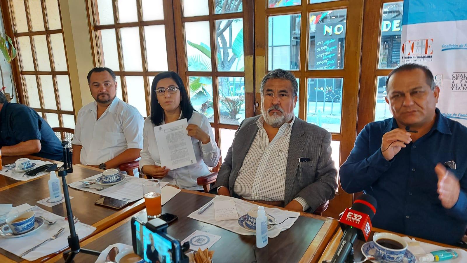 Organismos civiles solicitan a Cabildo de Tijuana votar en contra de los matrimonios igualitarios
