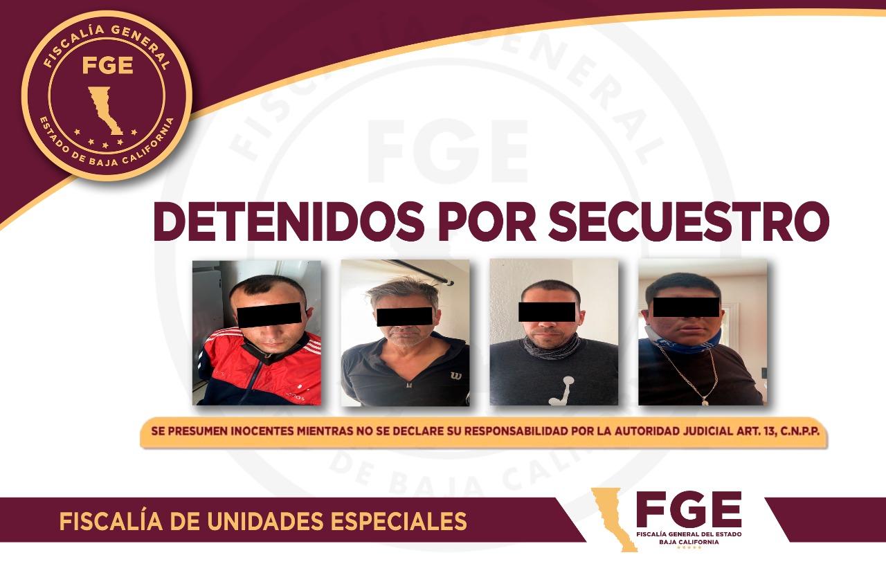 Liberan cinco migrantes secuestrados