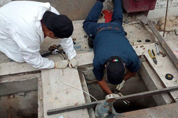CESPT denuncia vandalismo en cárcamo, insiste en apoyo de la ciudadanía