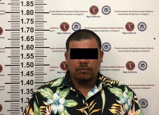 Capturan homicida del Cártel de Sinaloa prófugo de la justicia de esa entidad