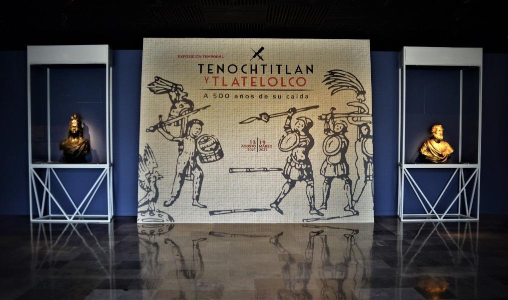 El Museo del Templo Mayor abre exposición sobre la caída de Tenochtitlan y Tlatelolco