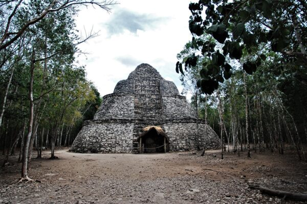 Cierran la Zona Arqueológica de Cobá, en Quintana Roo por aumento de casos COVID