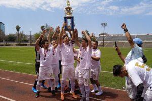 Vence EU a México en juego de fútbol para sordos