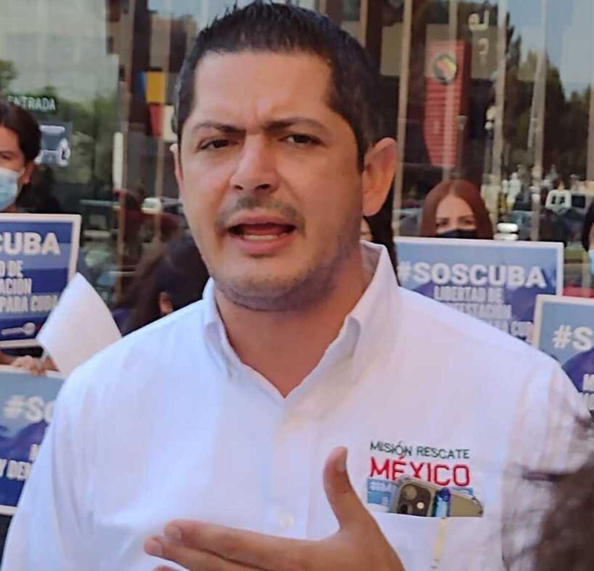"""Fracaso de """"Farsa Electorera"""", prueba de que se tiraron a la basura 528MDP, dice Coordinador De Misión Rescate México BC"""