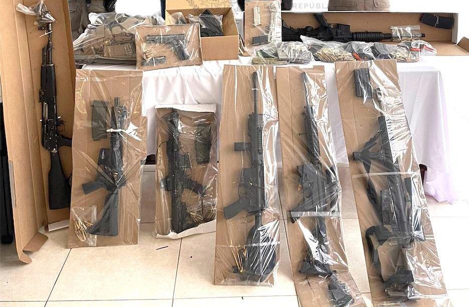 Demanda del Gobierno de México contra armadoras de EUA busca poner freno al tráfico ilícito de armas a México