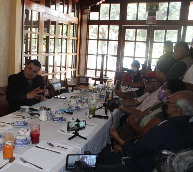 La FGE es una vergüenza y el Instituto de Movilidad un fraude: Fidel Villanueva