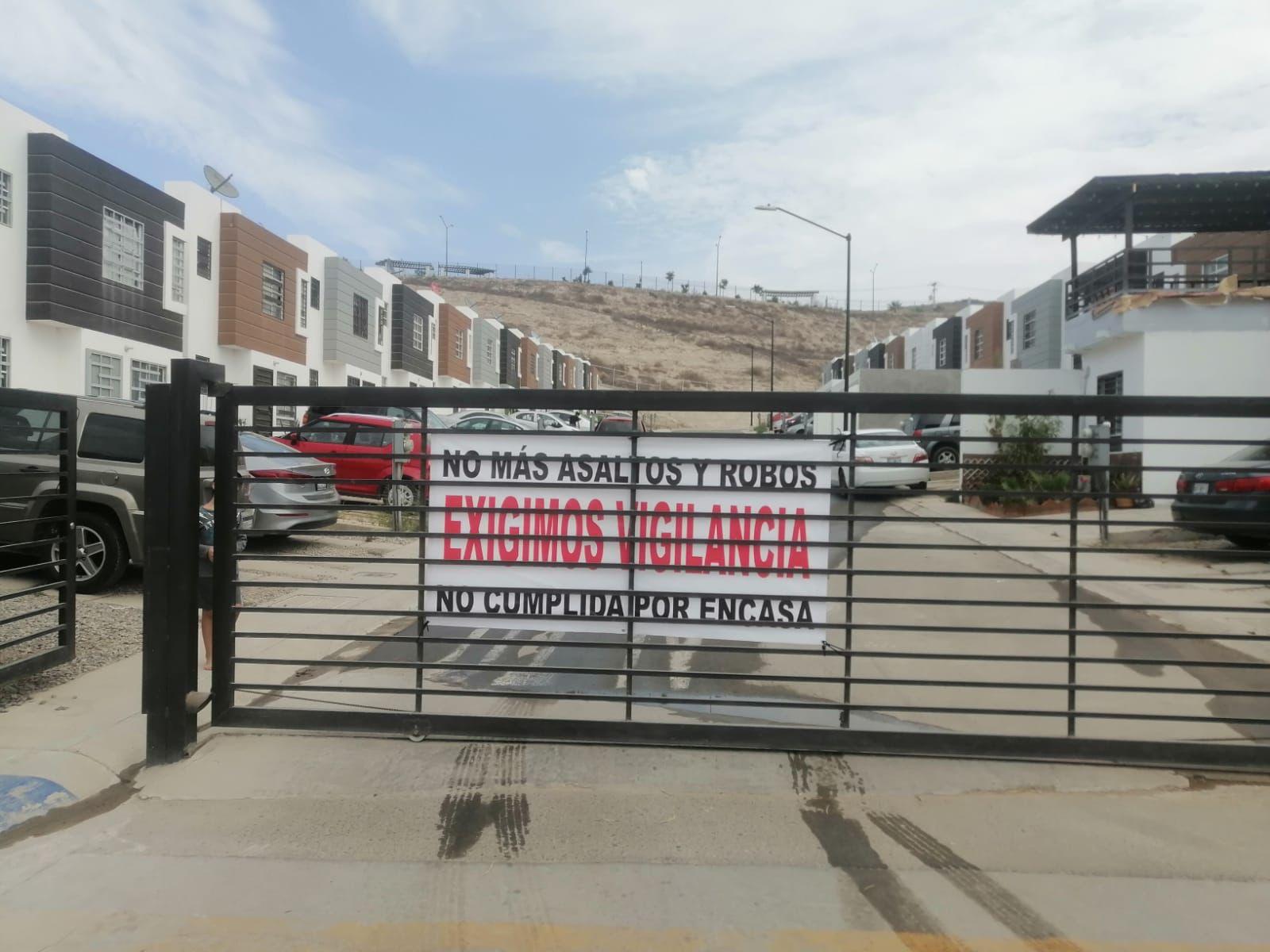 Crecen asaltos y robos a casa habitación en Lomas Santa Fe