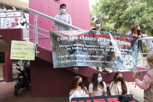 Realizarán manifestación estudiantil