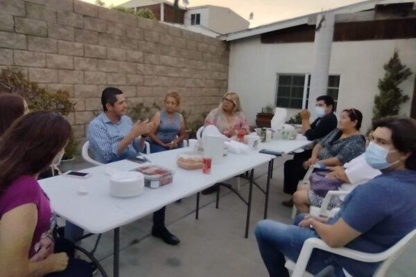 Debe ser la sociedad una oposición responsable, dice Manuel Flores Pérez