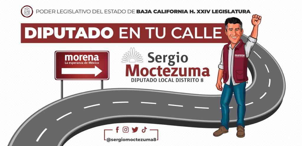 Asesoría legal gratuita con programa Diputado En Tu Calle en módulo móvil, visitará las 106 colonias del Distrito VIII