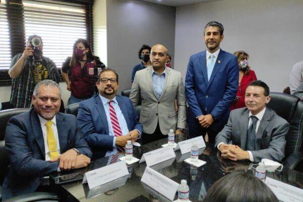 Se realiza sesión de instalación de la Comisión de Gobernación, Legislación y Puntos Constitucionales XXIV Legislatura del Congreso local