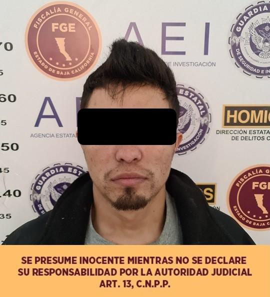 Detienen a dos miembros del crimen organizados por la ejecución de dos policías municipales