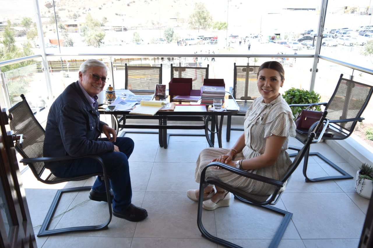 Inician Marina del Pilar y Jaime Bonilla trabajos de transición en BC